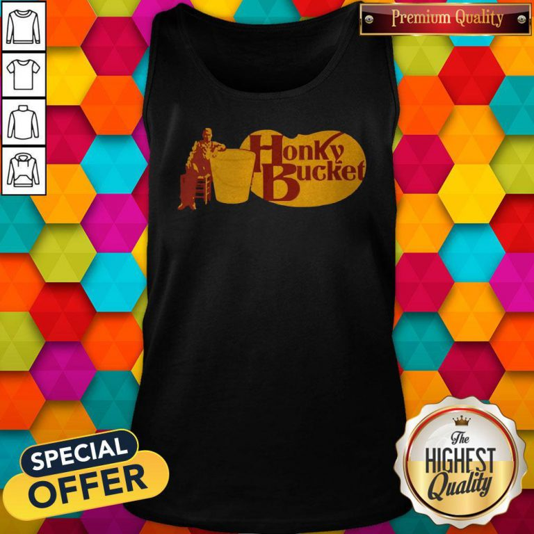 Awesome Honky Bucket Tank Top