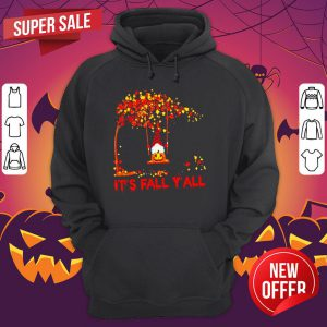 Awesome Gnome It'S Fall Y'All Shirt